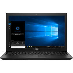 Latitude 3500, 15.6'' FHD, Intel Core i7-8565U, 8GB DDR4, 256GB SSD, GeForce MX130 2GB, Win 10 Pro, Black, 3Yr NBD