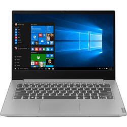 IdeaPad S340, 14'' FHD, AMD Ryzen 5 3500U, 8GB DDR4, 512GB SSD, Radeon Vega 8, Win 10 Home, Platinum Grey