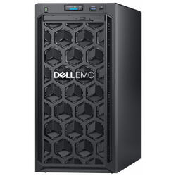PowerEdge T140, Intel Xeon E-2224, 16GB RAM, 2x 4TB HDD, PERC H330, PSU 365W, No OS
