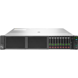 ProLiant DL180 Gen10 Rack 2U, Intel Xeon Bronze 3106, 16GB RDIMM DDR4, Smart Array S100i, 500W, 3Yr NBD