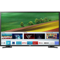 Smart TV UE32N4302A Seria N4302, 80cm, Negru, HD Ready