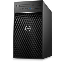 Precision 3630 Tower, Intel Core i7-9700, 16GB DDR4, 512GB SSD, Quadro P2000 5GB, Win 10 Pro