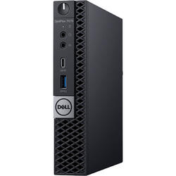 OptiPlex 7070 MFF, Intel Core i5-9500T, 16GB DDR4, 256GB SSD, GMA UHD 630, Win 10 Pro