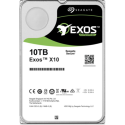 Exos Capacity 10TB 7200RPM 256MB 12Gb/s SAS