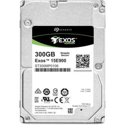 Exos Performance 15K HDD 2.5 inch, 300GB 15000RPM, 256MB 4KN/512E 12Gb/s SAS