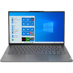 Yoga S940 IIL, 14'' UHD IPS HDR, Intel Core i7-1065G7, 16GB DDR4, 1TB SSD, Intel Iris Plus, Win 10 Home, Mica