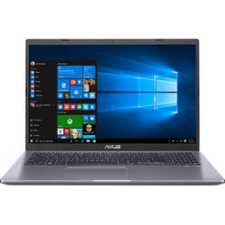 X509FA, 15.6'' FHD, Intel Core i7-8565U, 8GB DDR4, 512GB SSD, GMA UHD 620, Win 10 Pro, Grey
