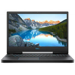 Gaming G5 15 5590, 15.6'' FHD, Intel Core i5-9300H, 8GB DDR4, 256GB SSD + 1TB 5400, GeForce GTX 1650 4GB, Linux, Black, 3Yr CIS
