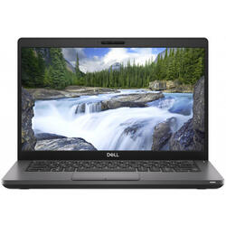 "Latitude 5401, Intel Core i7-9850H, 14"" FHD, 16GB RAM, 512GB SSD, nVidia GeForce MX150 2GB, Linux, Grey, 3Yr NBD"