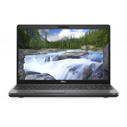 Latitude 5501, 15.6'' FHD, Intel Core i7-9850H, 16GB DDR4, 512GB SSD, nVidia GeForce MX150 2GB, Win 10 Pro, Black, 3Yr NBD