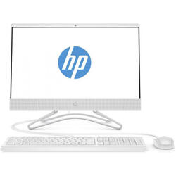 "200 G3, 21.5"" FHD, Intel Core i3-8130U, 4GB, 1TB HDD + 128GB SSD, GMA UHD 620, FreeDos, White"