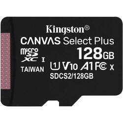 Canvas Select Plus micro SDXC 128GB, Clasa 10