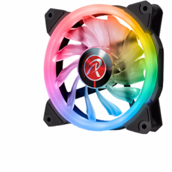 IRIS 12 Rainbow RGB Orcus LED, 120mm