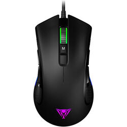Gaming Viper V550 RGB Optical, USB, Black