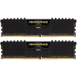 Vengeance LPX Black 64GB DDR4 3000MHz CL15 Dual Channel Kit
