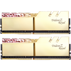 Trident Z Royal RGB Gold 16GB DDR4 4266MHz CL19 1.4v Dual Channel Kit
