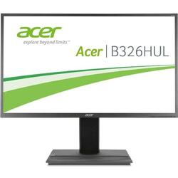 B326HULymiidphz, 32 inch, 6ms, Dark Grey, 60 Hz
