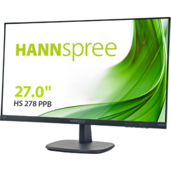 "HS278PPB, 27"" FHD, 5 ms, Black, 60 Hz"