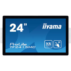 "PROLITE TF2415MC-B2, 23.8"" FHD Touch, 16 ms, Black"
