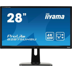PROLITE B2875UHSU-B1, 28 inch 4K, 1 ms, Black, FreeSync, 60Hz