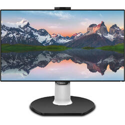 329P9H, 31.5 inch 4K, 5ms, Black, USB-C, 60Hz