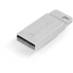 Metal Exclusive, 64GB, USB 2.0, Silver