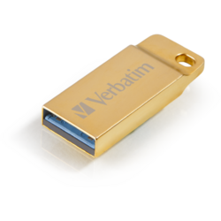 Metal Exclusive, 32GB, USB 3.0, Gold