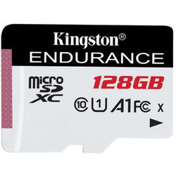 Micro SDXC High Endurance, 128GB, Clasa 10 UHS-I