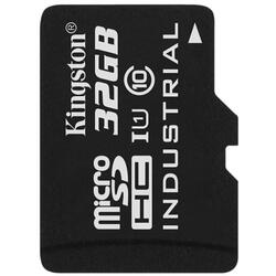 Micro SDHC Industrial, 32GB, Clasa 10, UHS-I