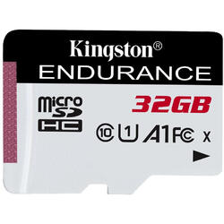 Micro SDHC High Endurance, 32GB, Clasa 10, UHS-I