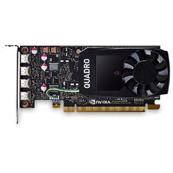 NVIDIA Quadro P1000 4GB GDDR5 128-bit Low-profile