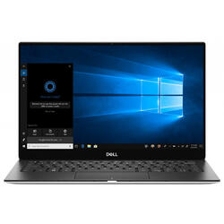 "XPS 7390,13.3"" FHD, Intel Core i5-10210U, RAM 8GB, SSD 256GB, Intel UHD Graphics, Windows 10 Pro, Platinum Silver"