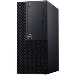 OptiPlex 3070 MT, Intel Core i5-9500, 8GB DDR4, 256GB SSD, GMA UHD 630, Linux, Black, 3 Yr NBD