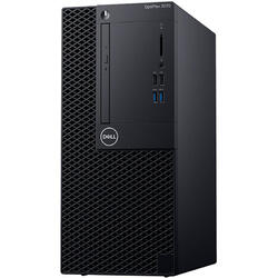 OptiPlex 3070 MT, Intel Core i5-9500 3.0GHz Coffee Lake, 8GB DDR4, 512 GB SSD, GMA UHD 630, Linux, 3Yr NBD