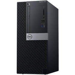 OptiPlex 5070 MT,Intel Core i7-9700 3.0GHz Coffee Lake, 16GB DDR4, 256GB SSD, GMA UHD 630, Linux