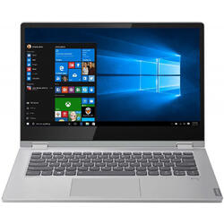 2-in-1 IdeaPad C340, 15.6'' FHD IPS Touch, Intel Core i5-1035G1, 8GB DDR4, 1TB SSD, GMA UHD, Win 10 Home, Platinum