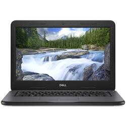 "Laptop Dell Latitude 3310, Intel Core i5-8265U, 13.3"" FHD, 8GB, 256GB SSD, Intel UHD Graphics 620, Linux, Negru"