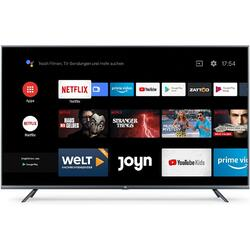 Smart TV Android Mi 4S 55, 138cm, 4K UHD