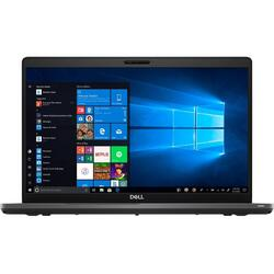 Latitude 5500, 15.6 FHD, Intel Core i5-8365U, 256GB SSD, 8GB, Win10 Pro, Black