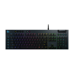 G815 Lightsync RGB Mecanica GL Tactile switch, Negru