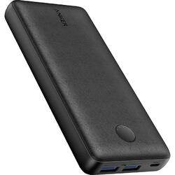 PowerCore Select, 20000 mAh, 18W, 2x USB, tehnologia PowerIQ 2.0 si VoltageBoost  Black