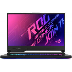 ROG Strix G15 G512LU, 15.6 inch FHD 144Hz, Intel Core i7-10750H, 16GB DDR4, 1TB SSD, GeForce GTX 1660 Ti 6GB, No OS, Black