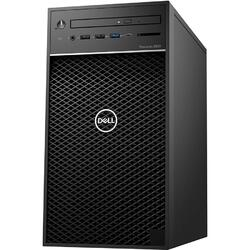 Precision 3640 Tower, Intel Core i7-10700 2.9GHz, 16GB RAM, 512GB SSD + 2TB HDD, nVidia Quadro P2200 5GB, Win 10 Pro