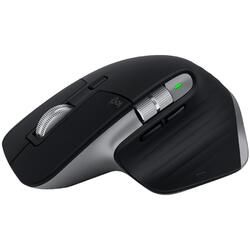MX Master 3 Advanced Wireless pentru Mac Black Grey