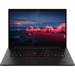 ThinkPad X1 Extreme Gen3 15.6 inch UHD Intel Core i7-10750H, 32GB DDR4, 1TB SSD, nVidia GeForce GTX 1650TI 4GB, 4G LTE, Windows 10 Pro Black