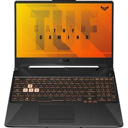 TUF F15 FX506LI, 15.6 inch FHD 144Hz, Intel Core i5-10300H, 8GB DDR4, 512GB SSD, GeForce GTX 1650 Ti 4GB, Bonfire Black
