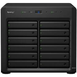 Disk Station DS2419+, 12 Bay, 4GB, Negru