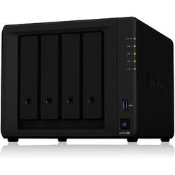 Disk Station DS920+, 4 Bay, 4GB, Negru