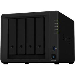 Disk Station DS420+ 4 Bay 2GB, Negru