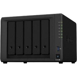 Disk Station DS1520+, 5 Bay, 8GB, Negru